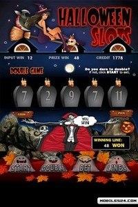 Halloween Slot Machine HD