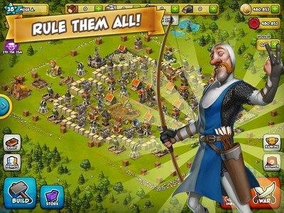 War of Mercenaries