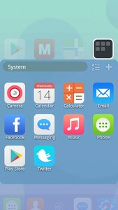 Colorfulday GO Launcher Theme