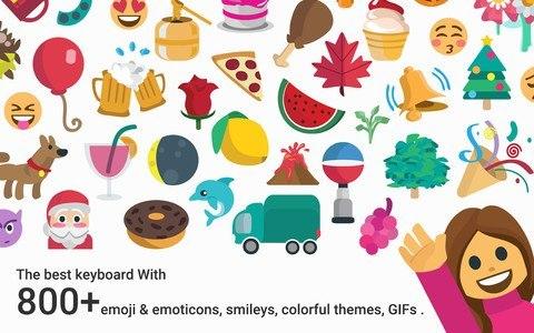 Emoji One for Kika Keyboard