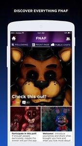 Freddy Amino for FNAF