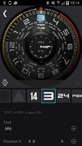 WatchMaker Watch Face