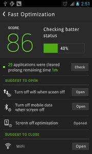GO Battery Saver &Power Widget