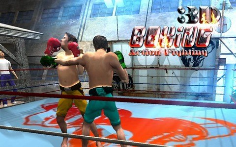 boxing action fighting game