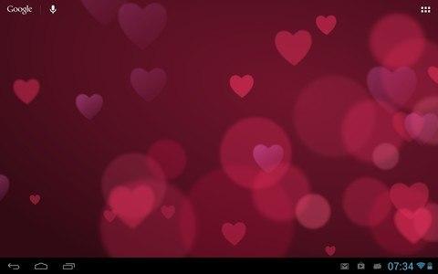 Plastic Valentine wallpaper