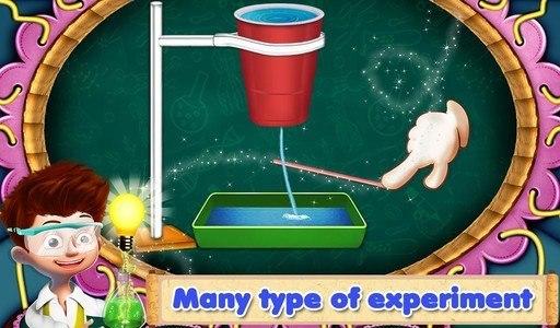 Easy Science Experiment Fair