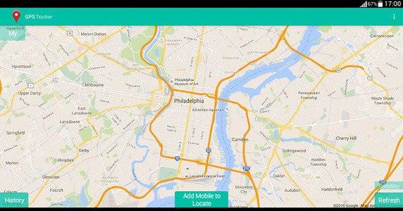 Track GPS Phone
