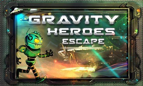 Gravity Heroes Escape