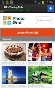 Pics Grid (For Facebook)