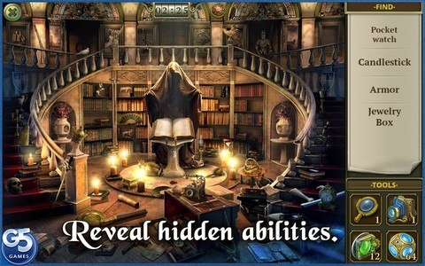 Hidden City:Mystery of Shadows