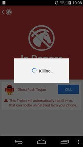 Ghost Push Trojan Killer