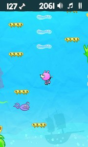 Poodle Jump 2 – Happy Jumping