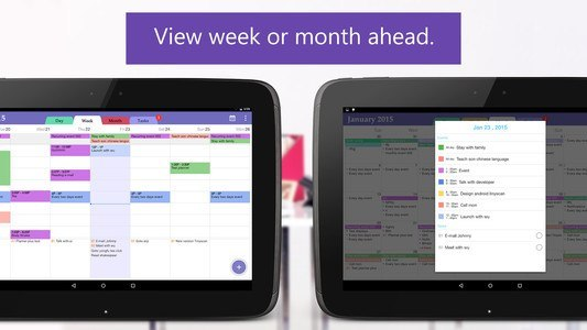 Planner - Events,Tasks & Notes