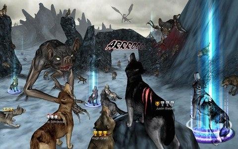 Wolf Online