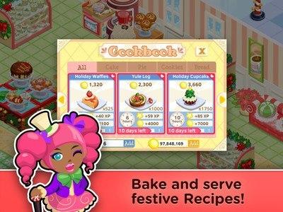Bakery Story: Christmas