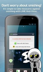 LINE Antivirus