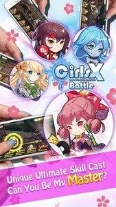Girls X Battle