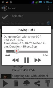 Automatic Call Recorder Plus