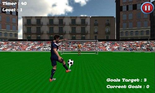 Kick The Football