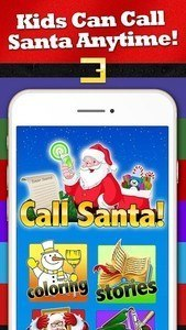 Santa's Magic Phone Call &Text