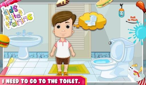 Kids Toilet Training