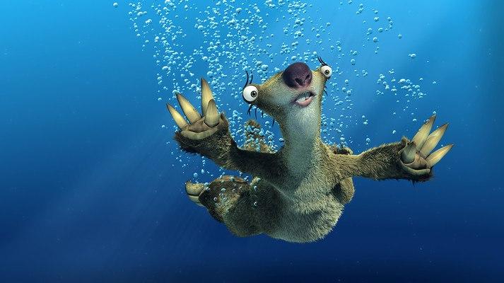 Ice Age - Sid
