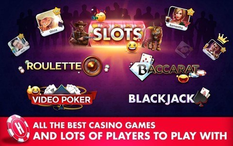 Slots Casino Games by Huuuge™