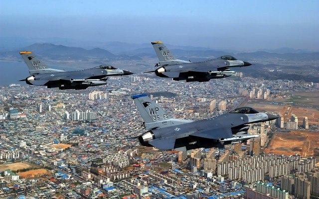 F16 Jets