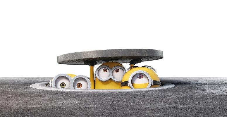 Minions Manhole
