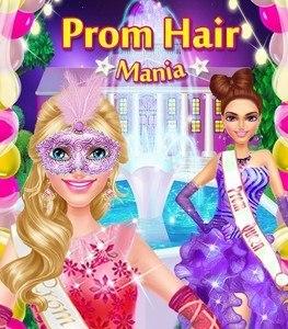 Prom Night Salon: Hair Rescue!