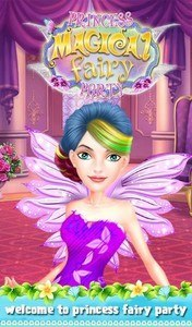 Princess Magical Fairy Party