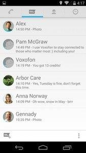 Free Calls & Text Messenger