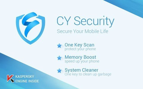 CY Security Antivirus Cleaner