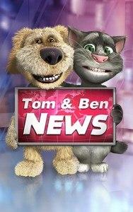 Talking Tom & Ben News Free