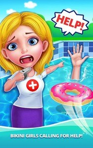 Summer Pool Party Doctor