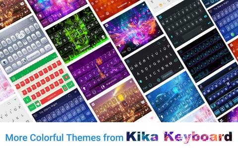 Diffusion Kika Keyboard