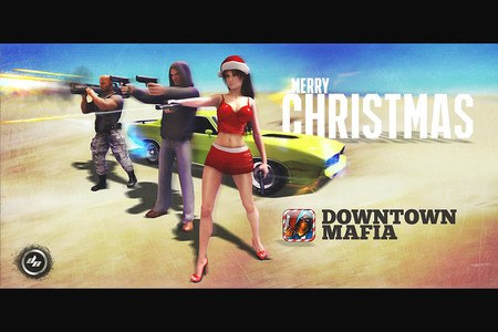 DOWNTOWN MAFIA™ (RPG) - FREE