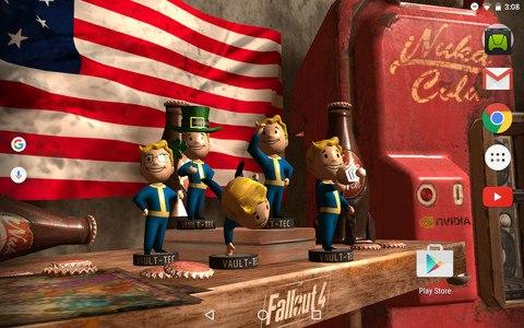 Fallout® 4 Live Wallpaper