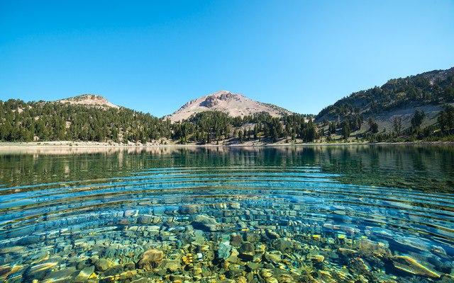 Lake Helen - Lassen Volcanic National Park