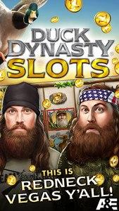 Duck Dynasty Slots
