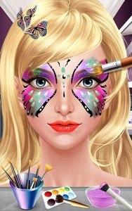 Face Paint Beauty SPA Salon