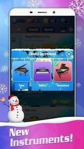Music Piano: Christmas Tiles 2