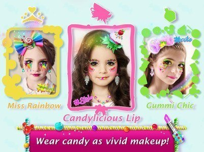 Candy Mirror! Fantasy Makeover