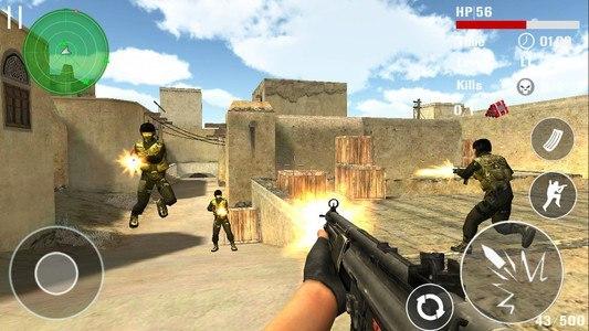 Counter Terrorist Shoot
