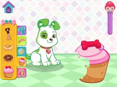 Strawberry Shortcake Puppy