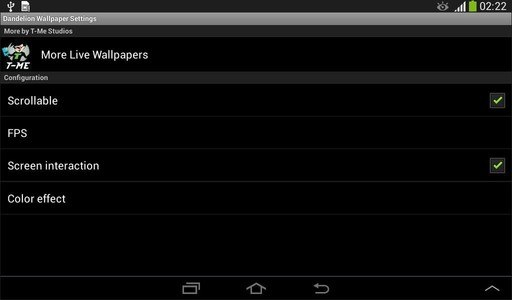 Dandelion Wallpaper Free Android Live Wallpaper download ...