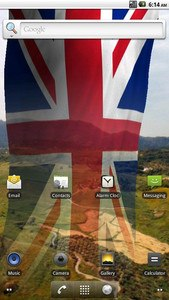 EU Flags Live Wallpaper