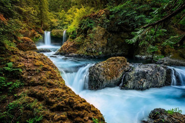 Little White Salmon River
