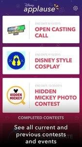 Disney Applause