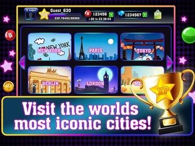Bingo City Tour